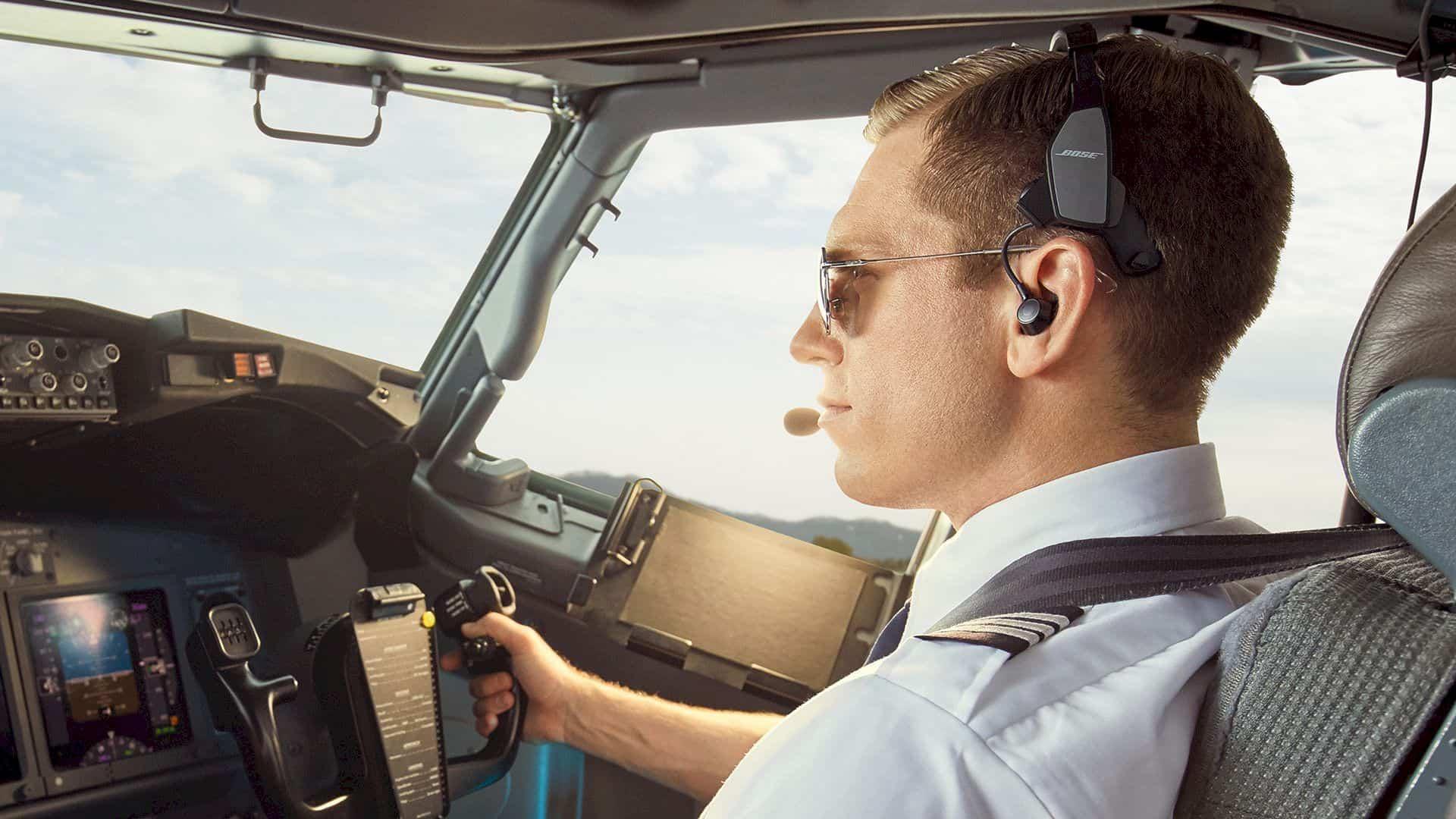Bose Proflight Aviation Headset 4
