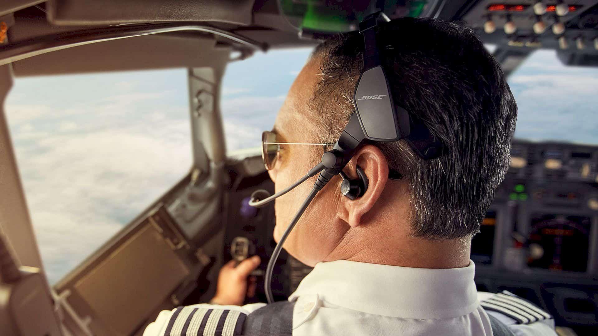 Bose Proflight Aviation Headset 5