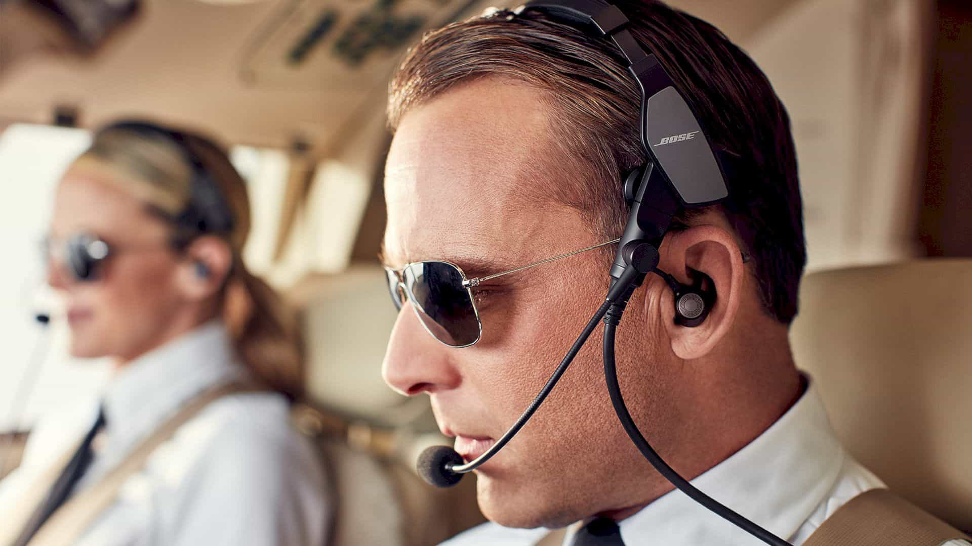 Bose Proflight Aviation Headset 6