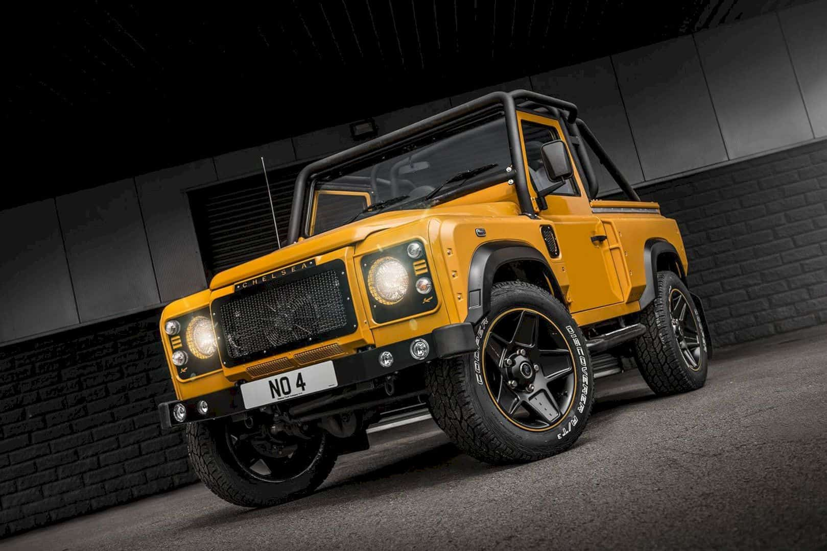 Defender 2 2 Tdci Xs 90 Chelsea Wide Track 11