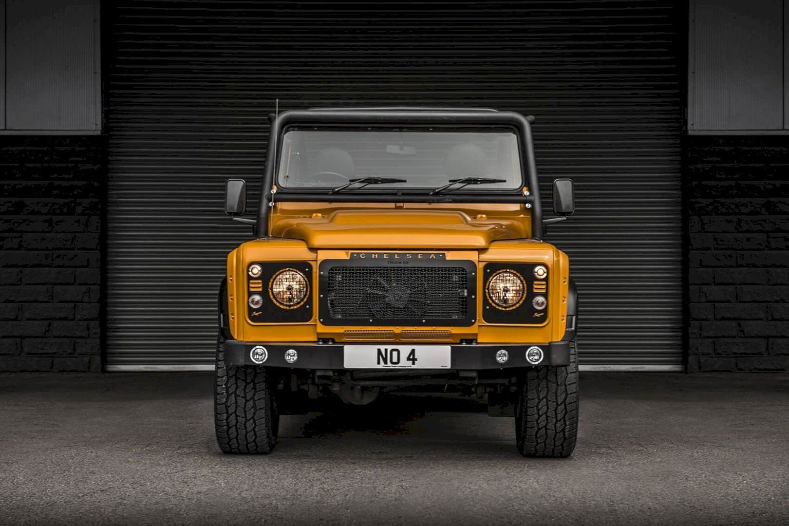 Defender 2 2 Tdci Xs 90 Chelsea Wide Track 6