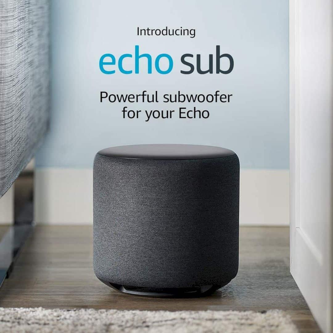 Echo Sub 8