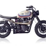 Gasoline Motor CO X Sailor Jerry Triumph Scrambler is The Classy Motor For The Real Man