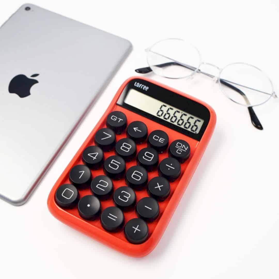 Lofree Digit Calculator 1