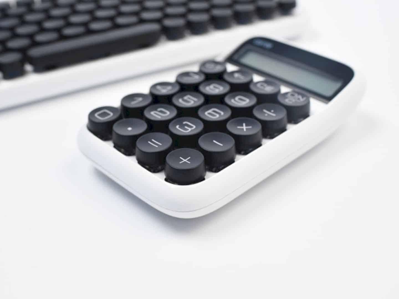 Lofree Digit Calculator 4