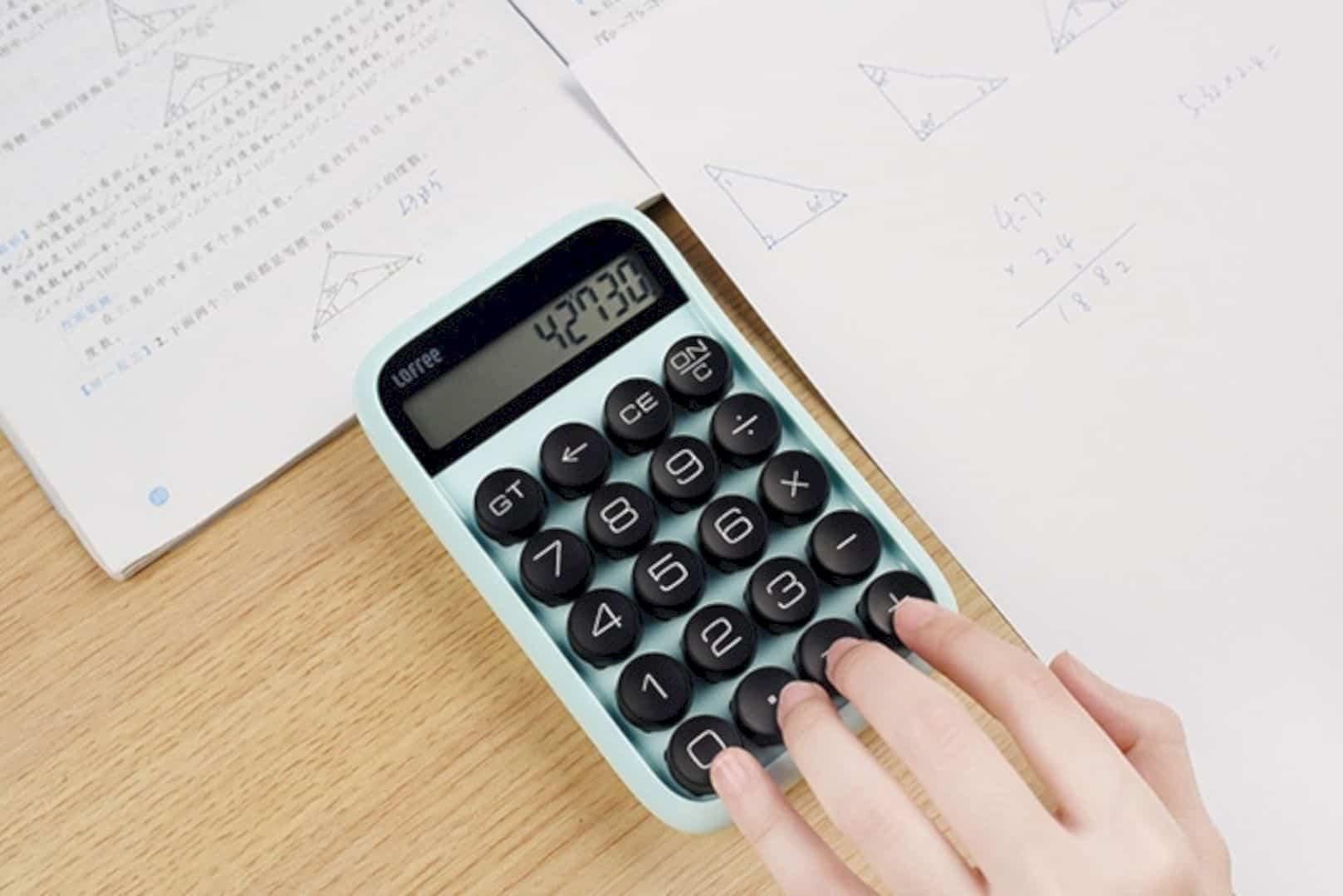 Lofree Digit Calculator 5