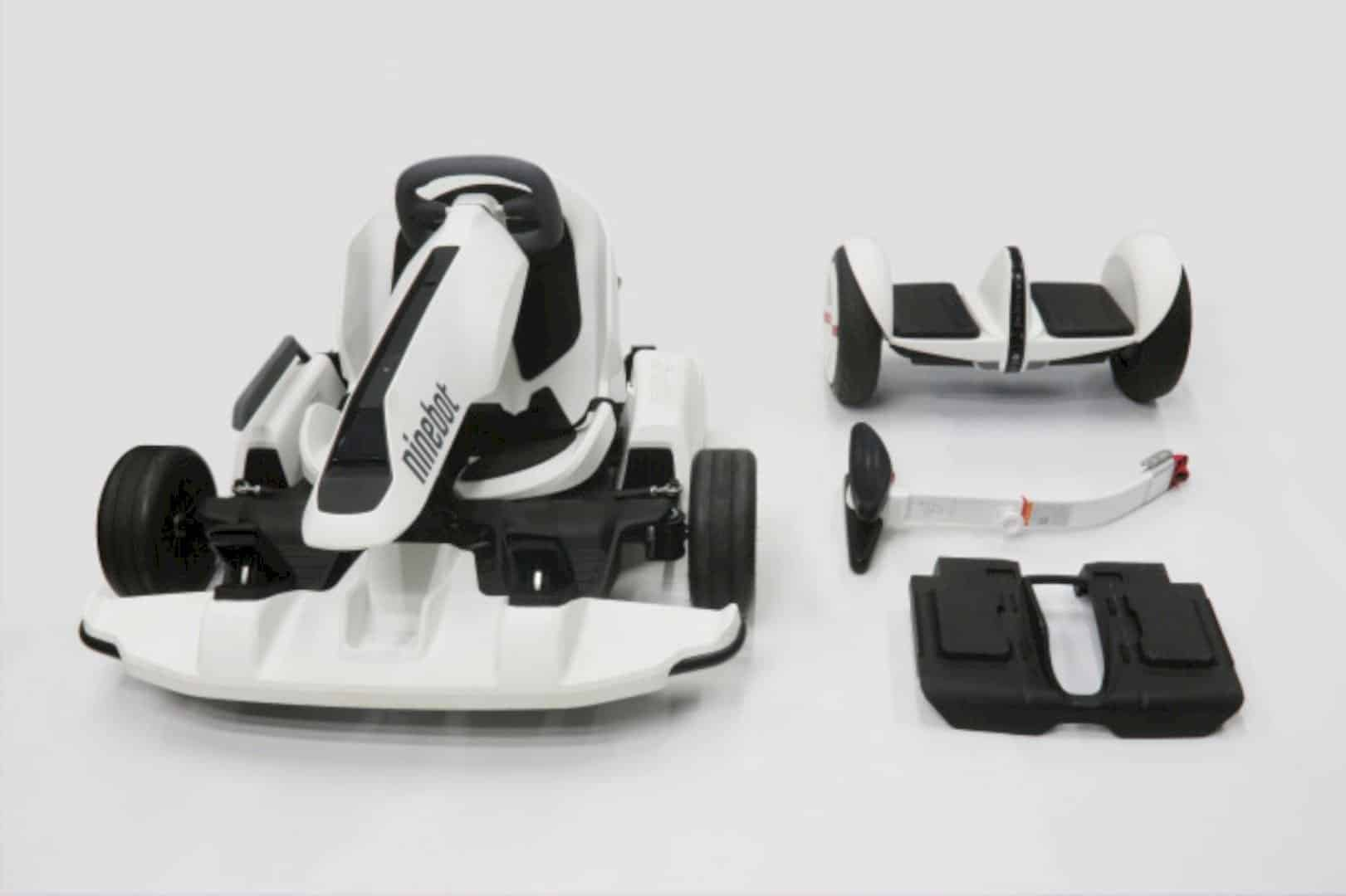 Ninebot Electric Gokart 3