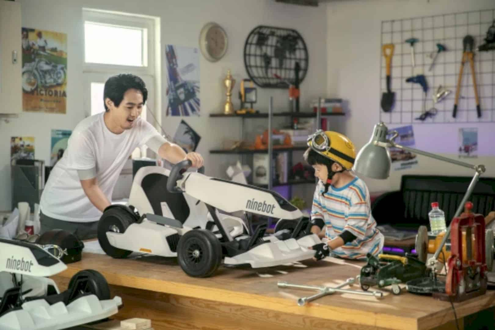 Ninebot Electric Gokart 5