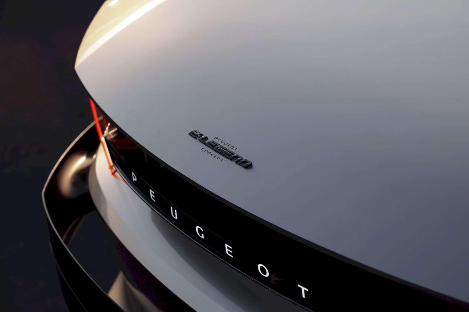 Peugeot E Legend Concept 4