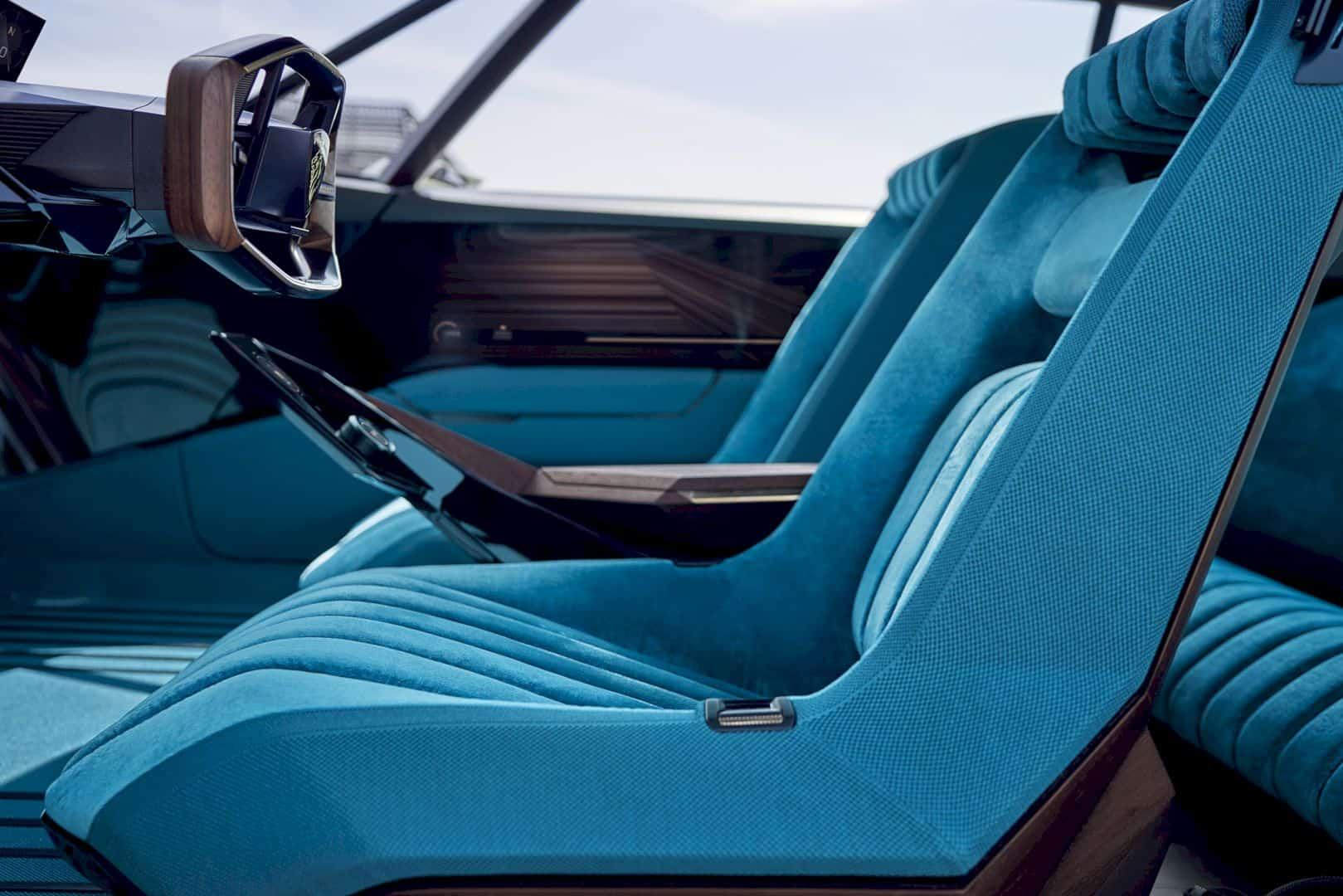 Peugeot E Legend Concept 9