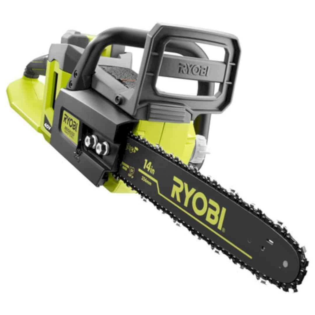 Ryobi 40v Brushless Chain Saw 5