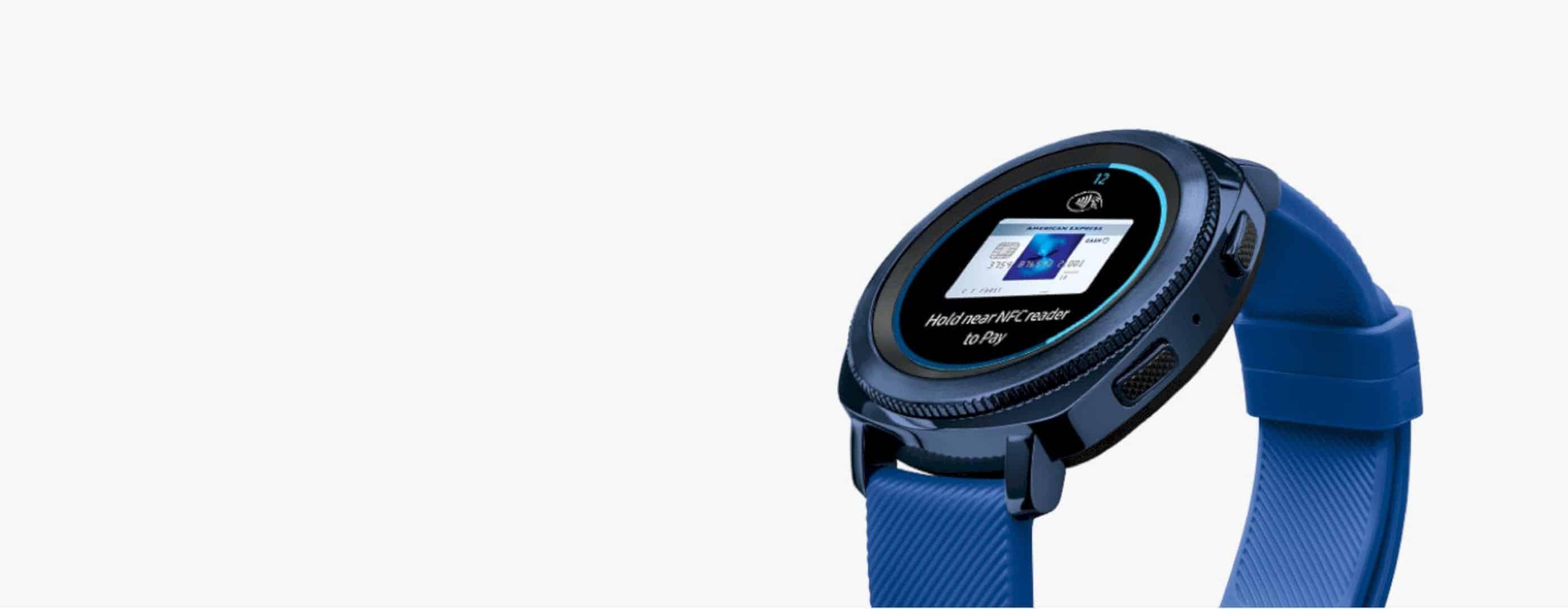 Samsung Gear Sport 4