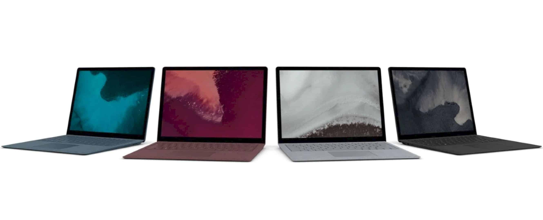 Surface Laptop 2 7