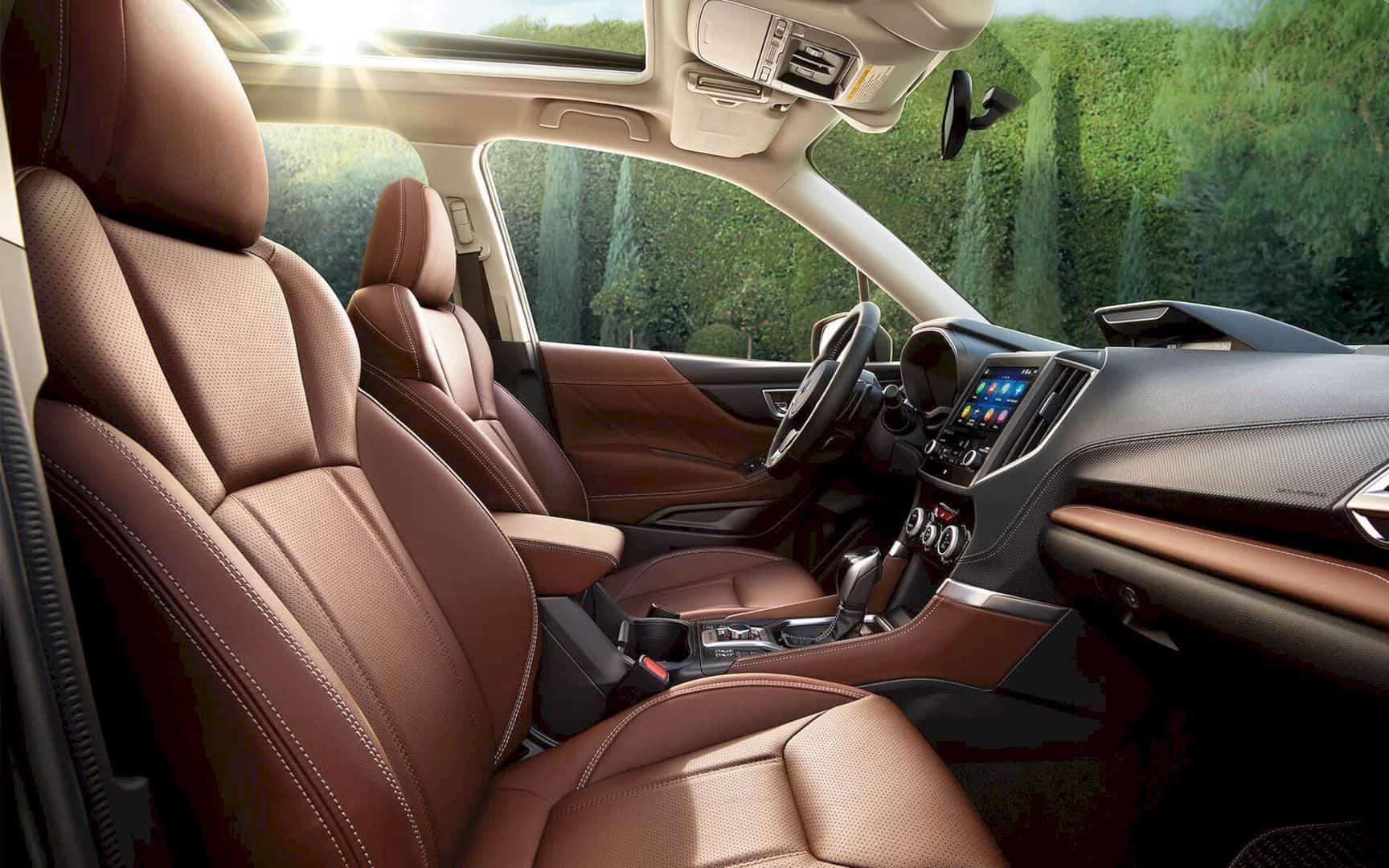 2019 Subaru Forester 11