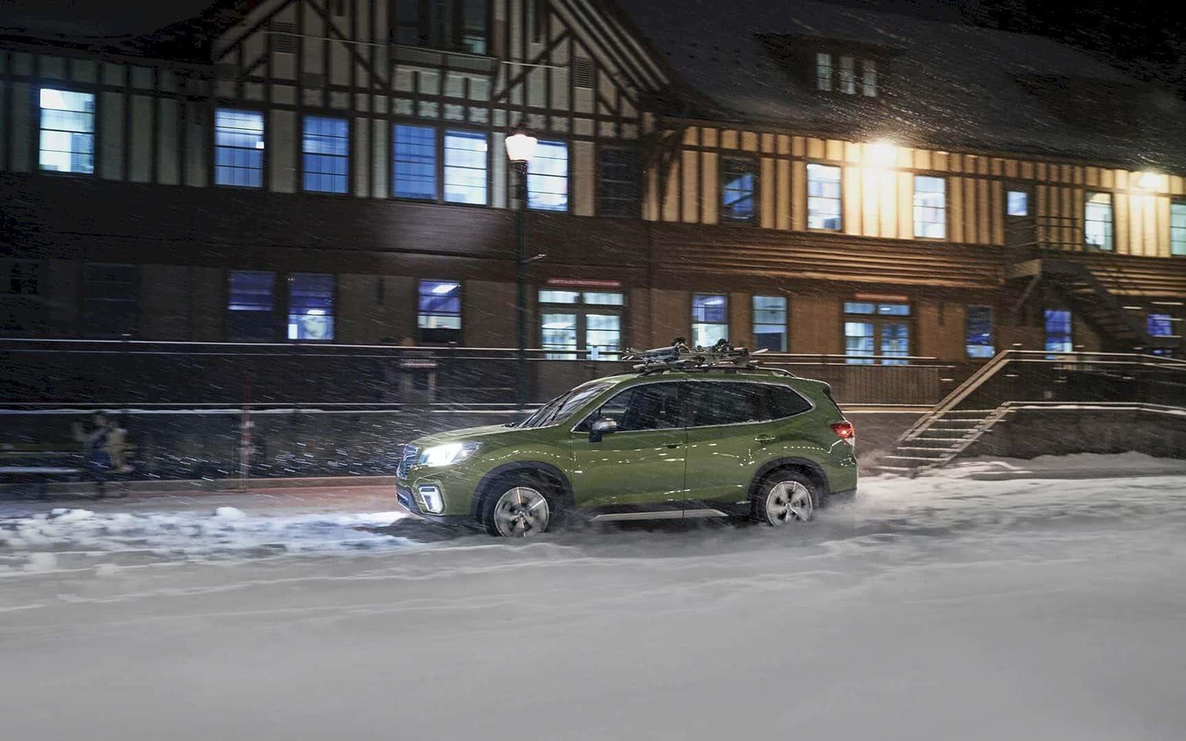 2019 Subaru Forester 2