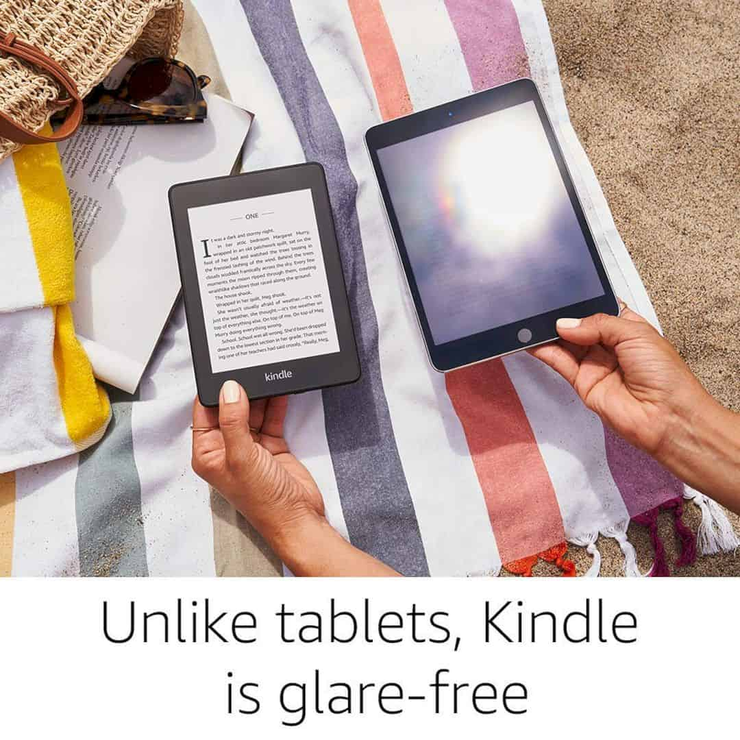 All-new Kindle Paperwhite: Take the Story with You | Design Listicle