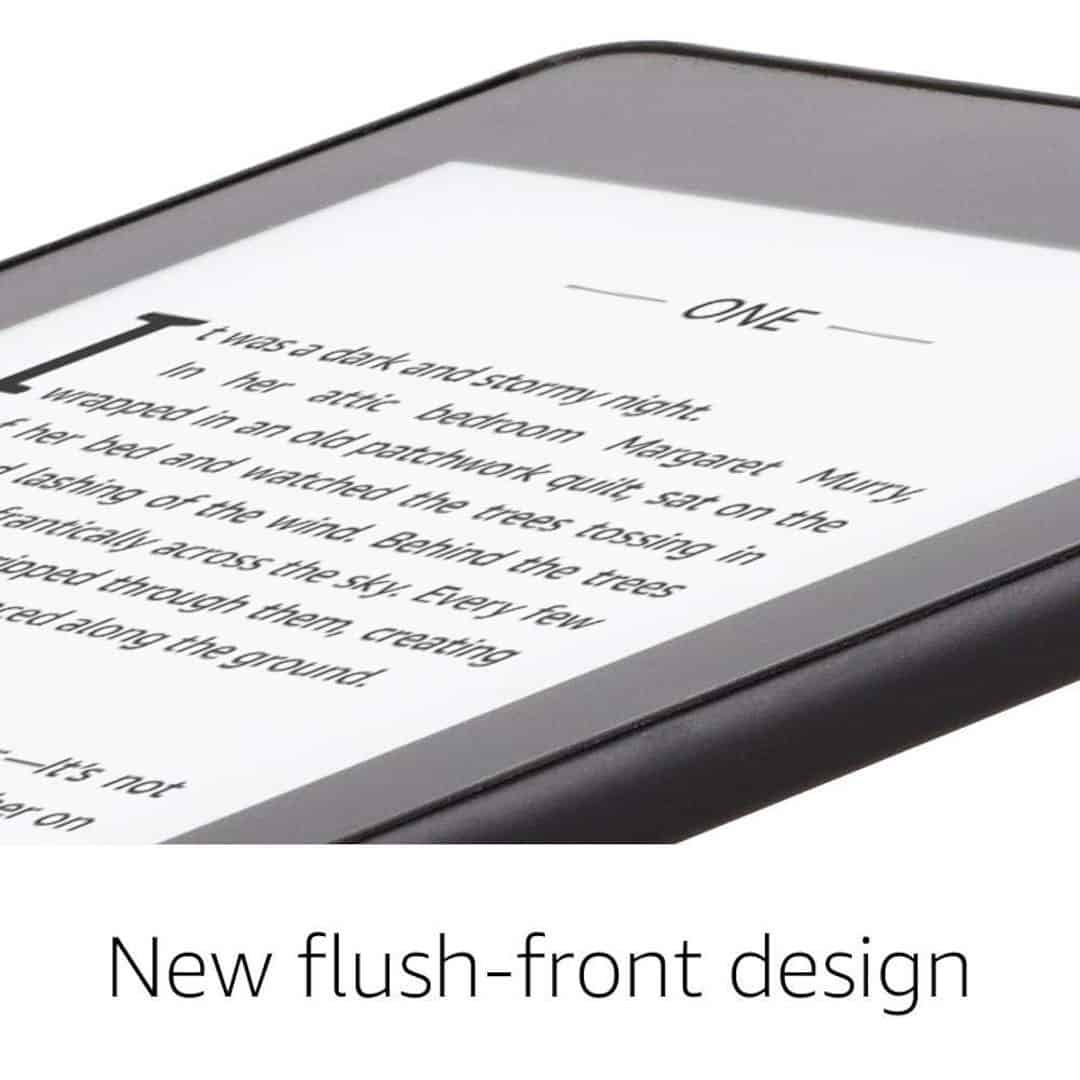 All New Kindle Paperwhite 3