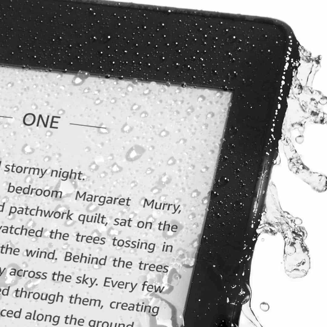 All New Kindle Paperwhite 4