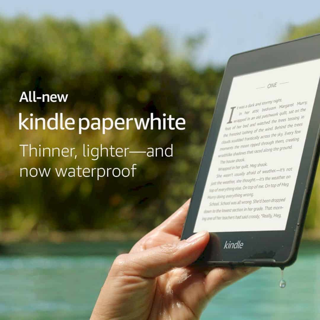 All New Kindle Paperwhite 6