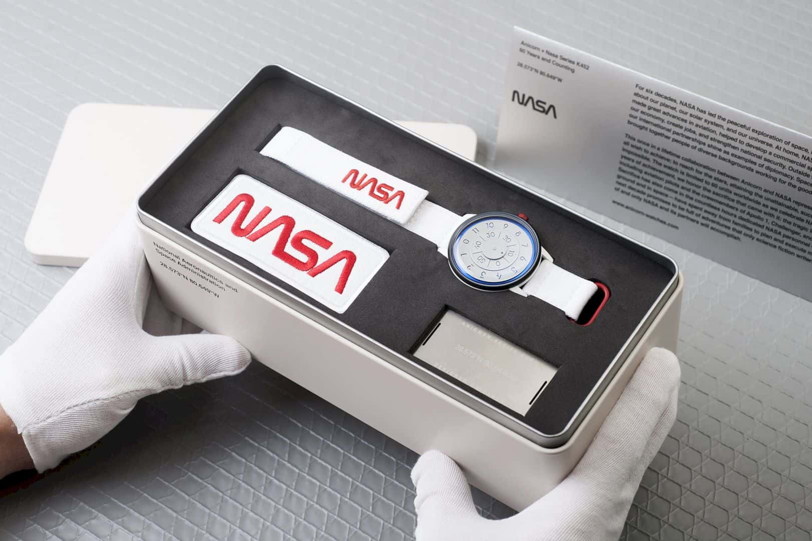 Anicorn × Nasa Automatic Watches Limited Edition 1