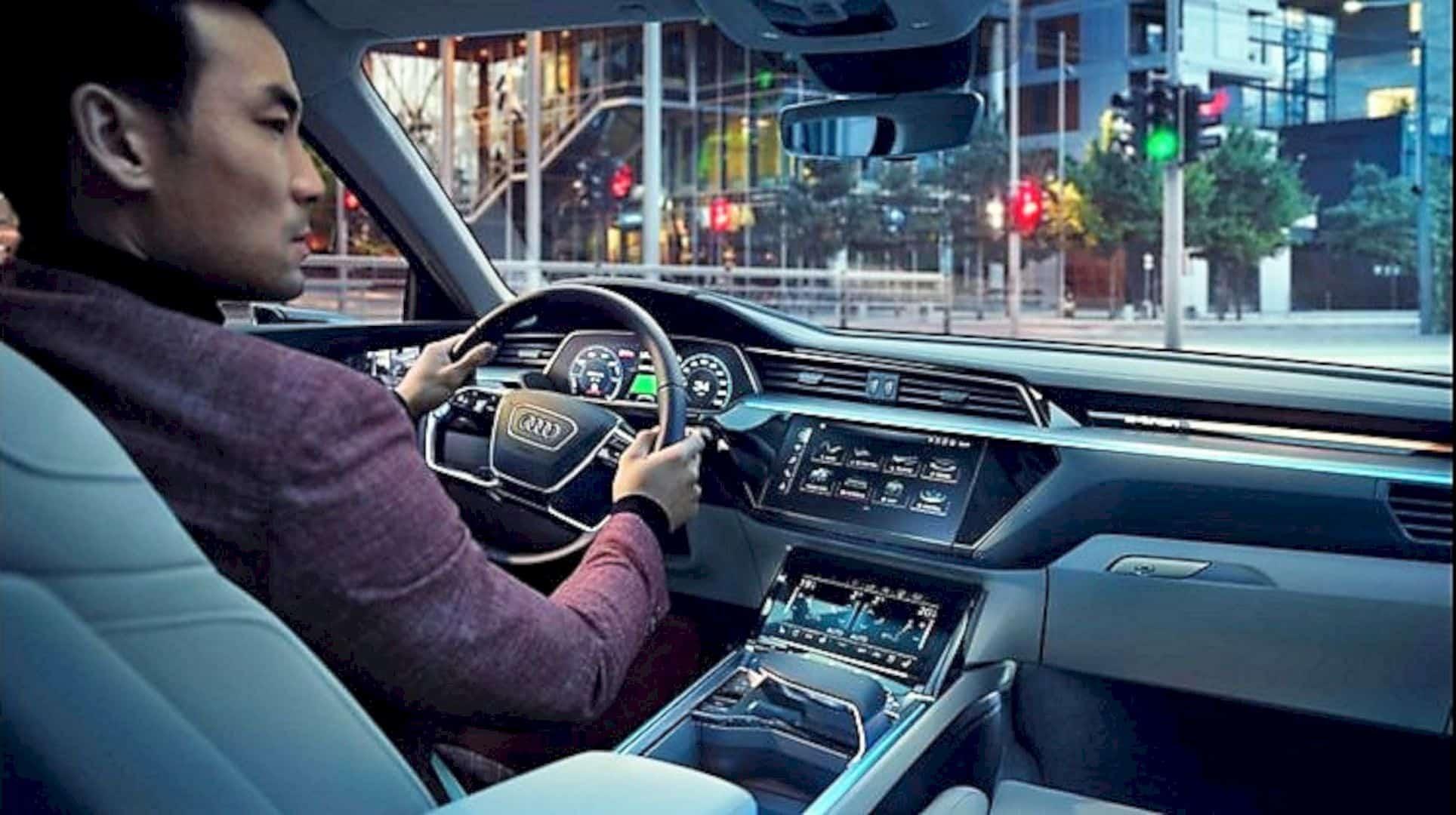 Audi E Tron 3