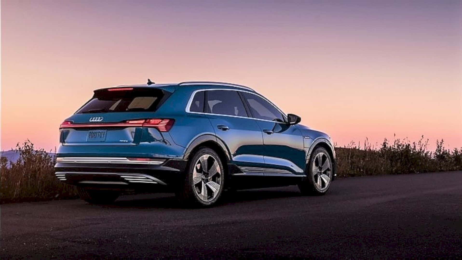 Audi e-tron: The Only Electric SUV Built with Audi DNA