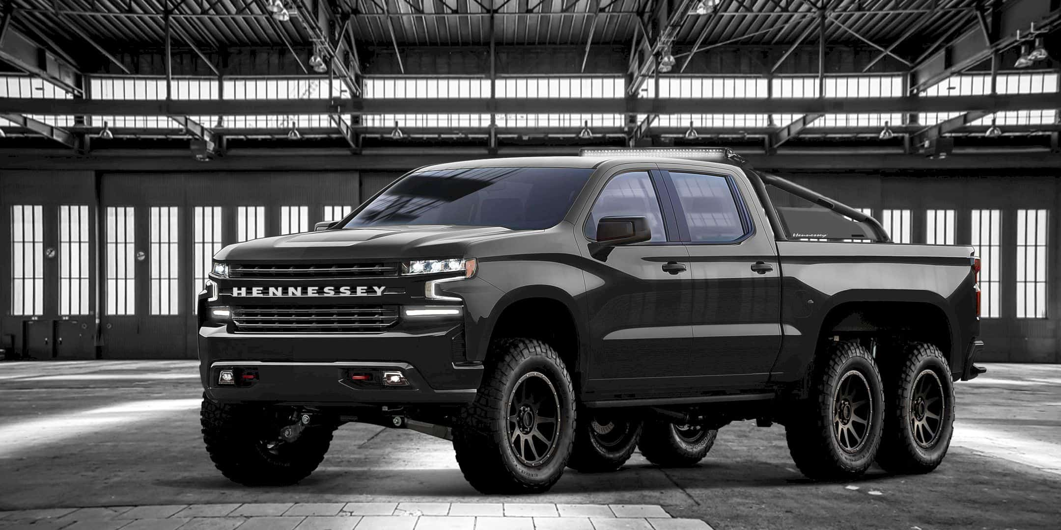 Hennessey Goliath 6×6 3