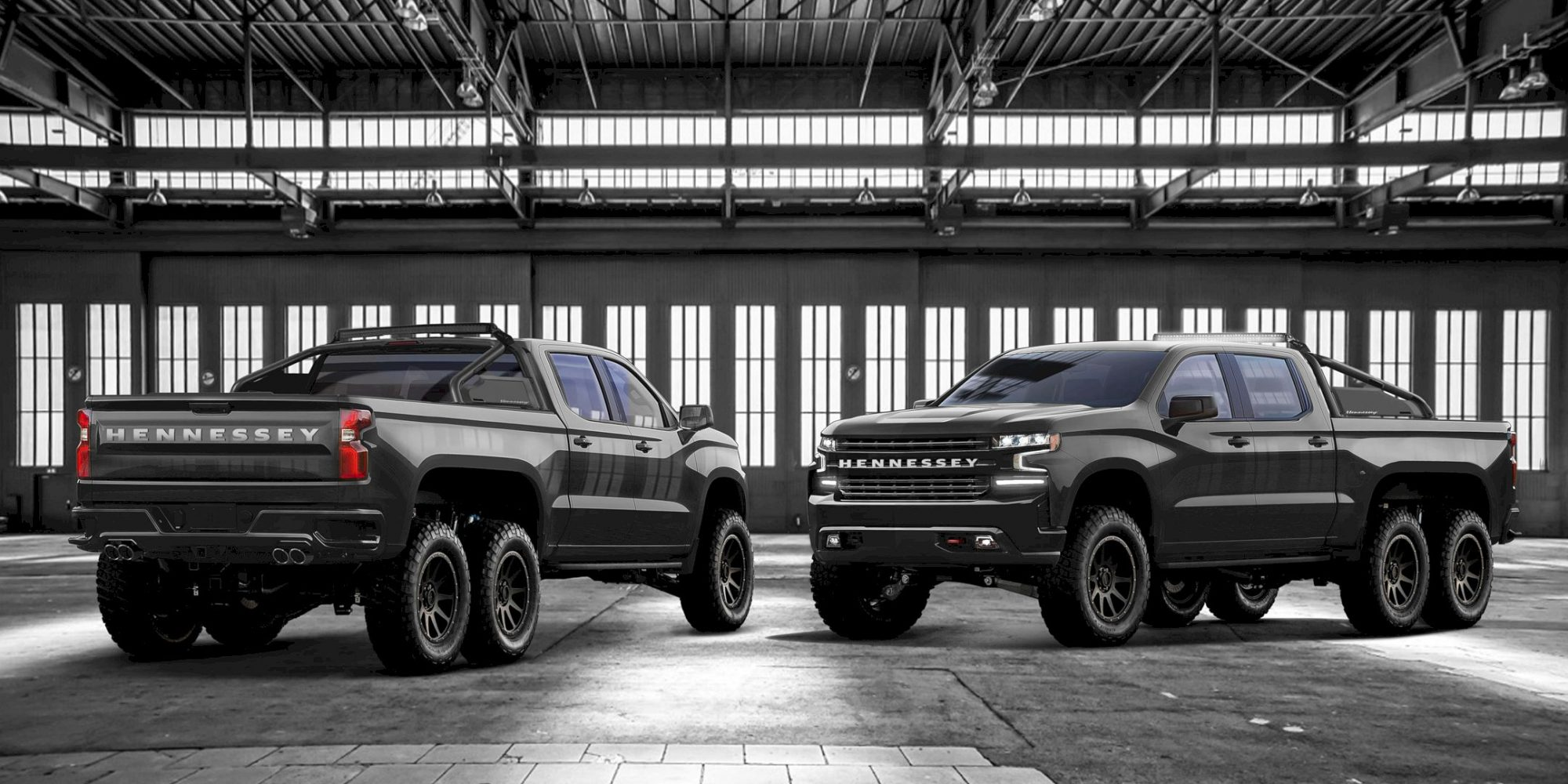 The Hennessey Goliath 6×6: The Beast-est of The Lots