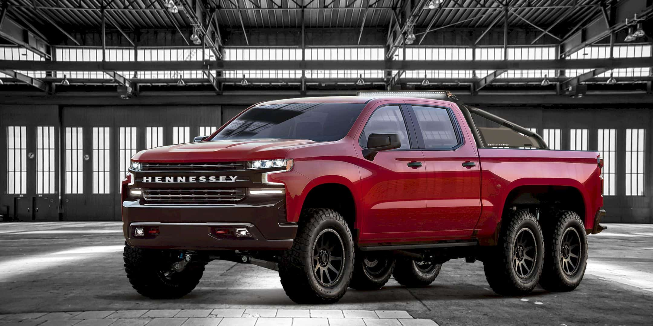 Hennessey Goliath 6×6 6
