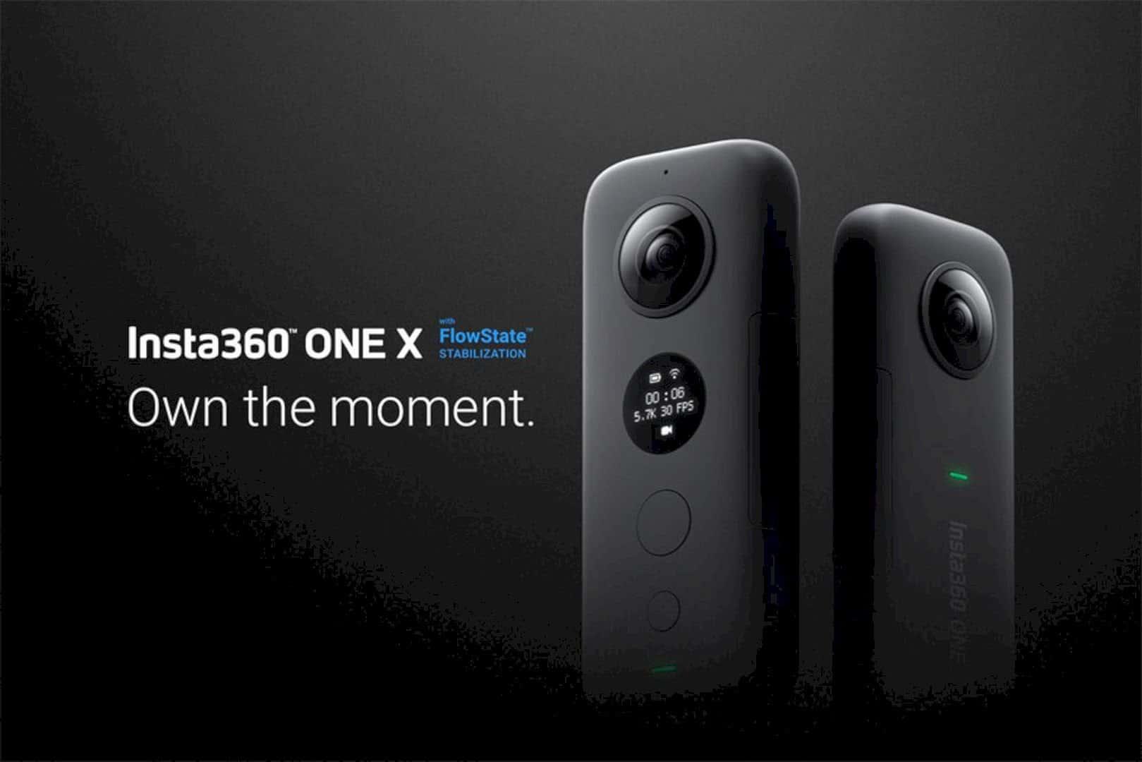 Insta360 One X 4