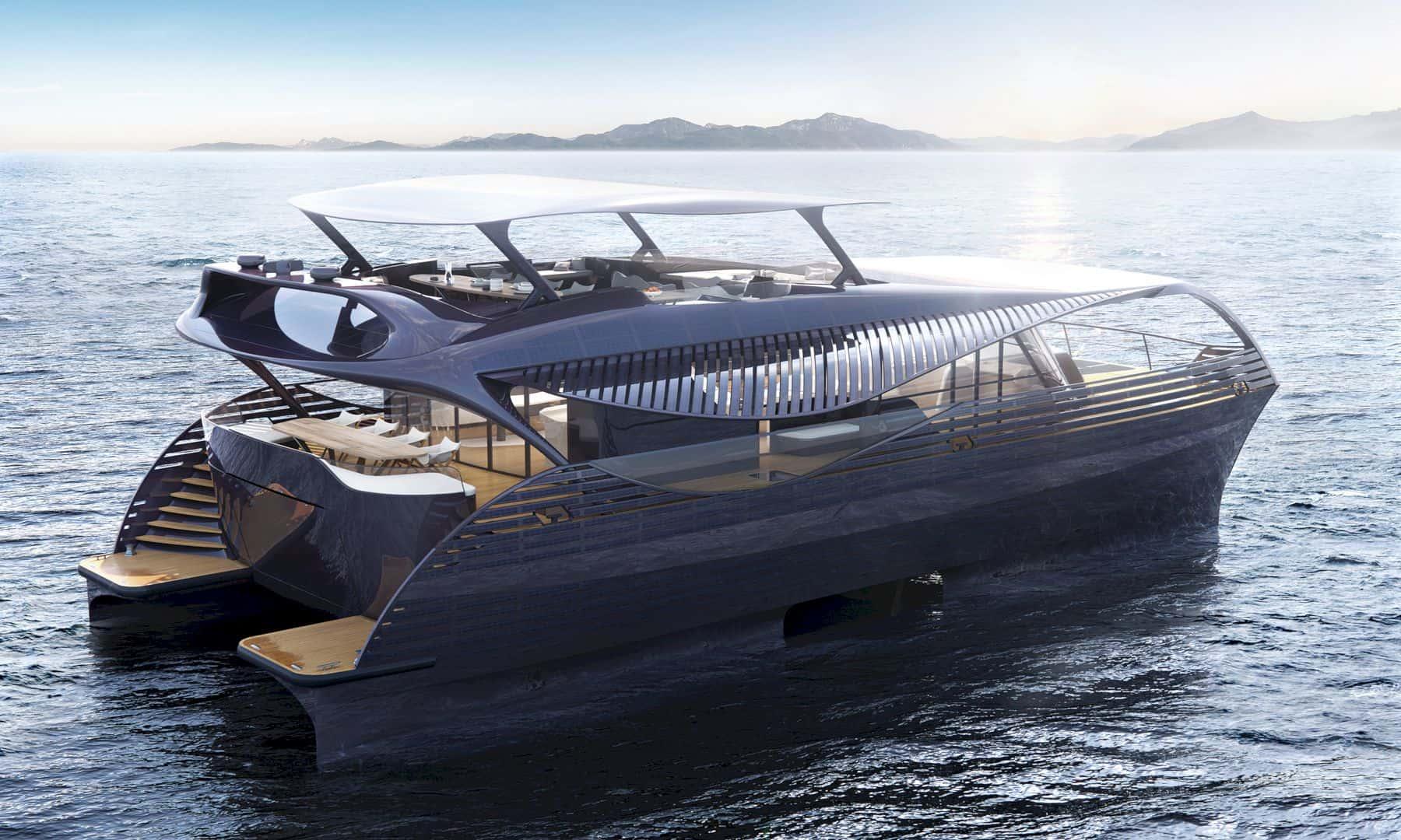 Solar Impact Yacht 8
