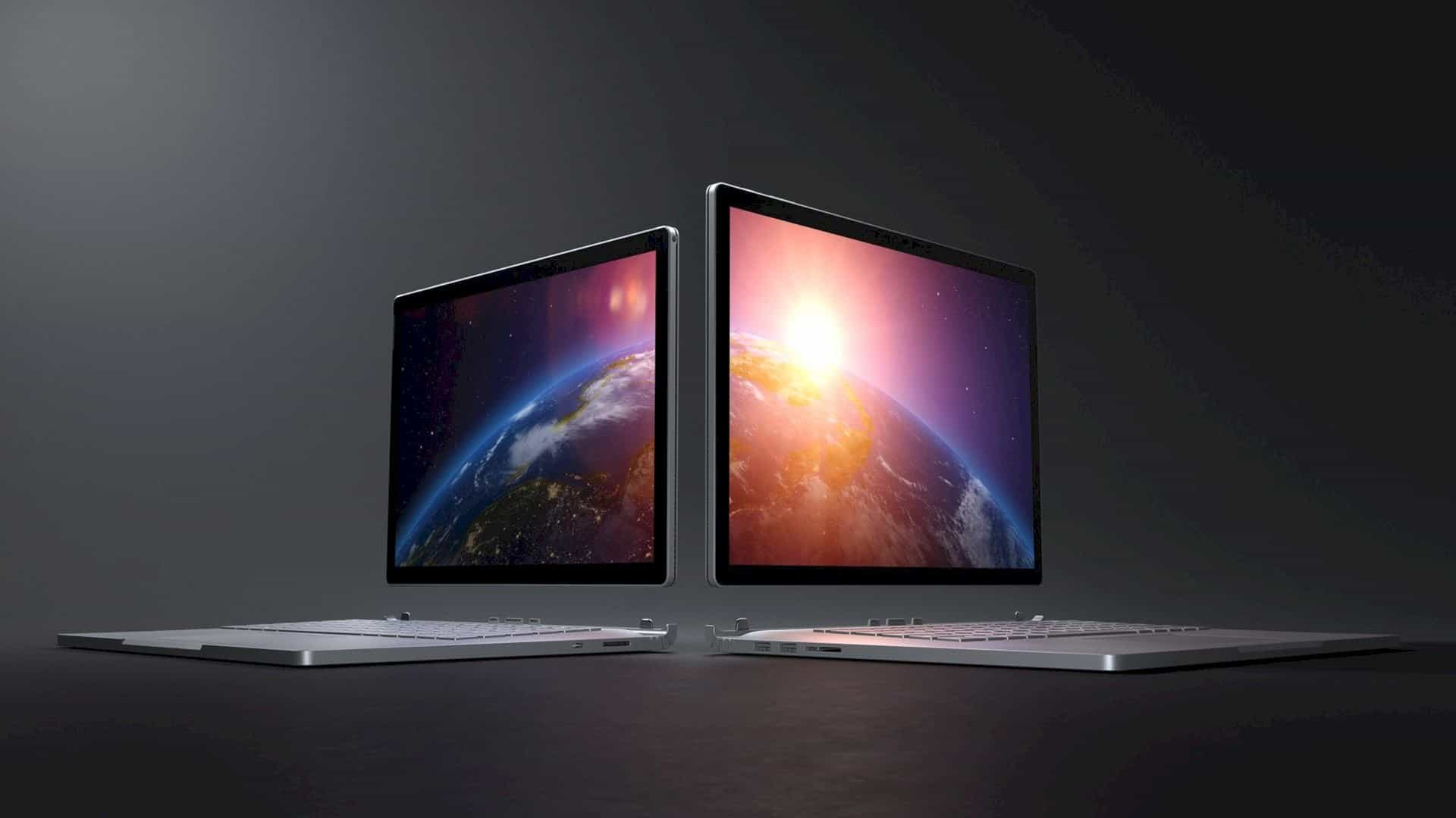 Surface Book 2 1