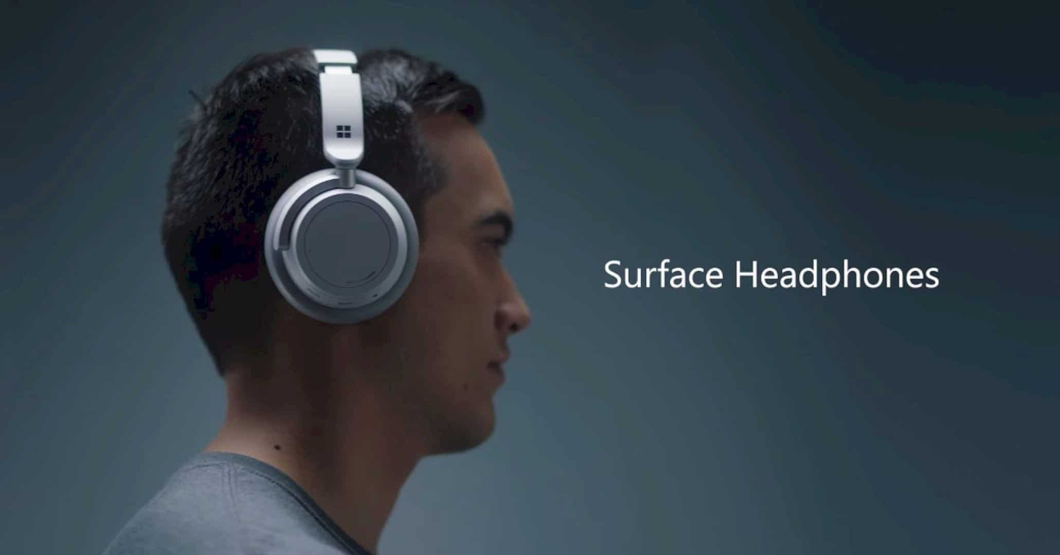 Surface Headphones 3