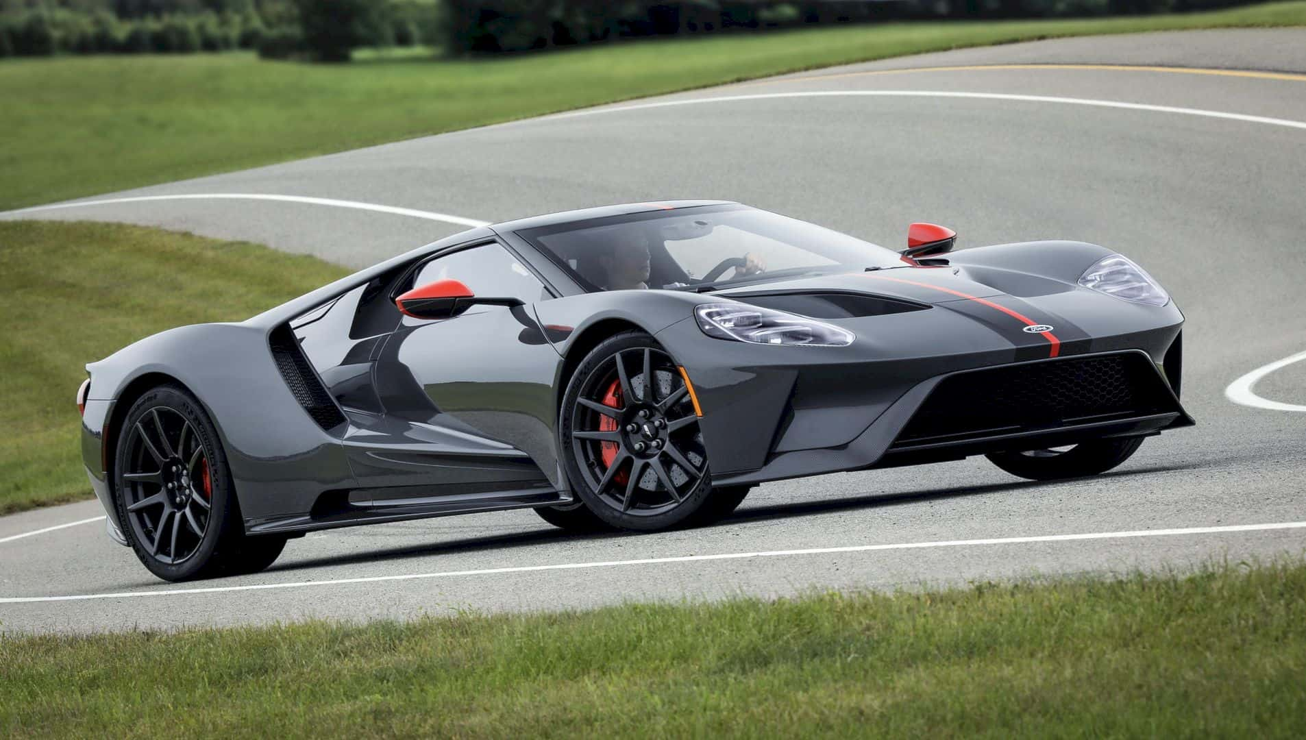2019 Ford Gt Carbon Series 2