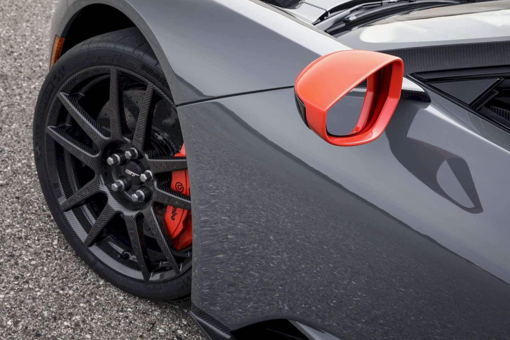 2019 Ford Gt Carbon Series 4