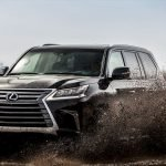 2019 Lexus LX 570: Crafted to Command