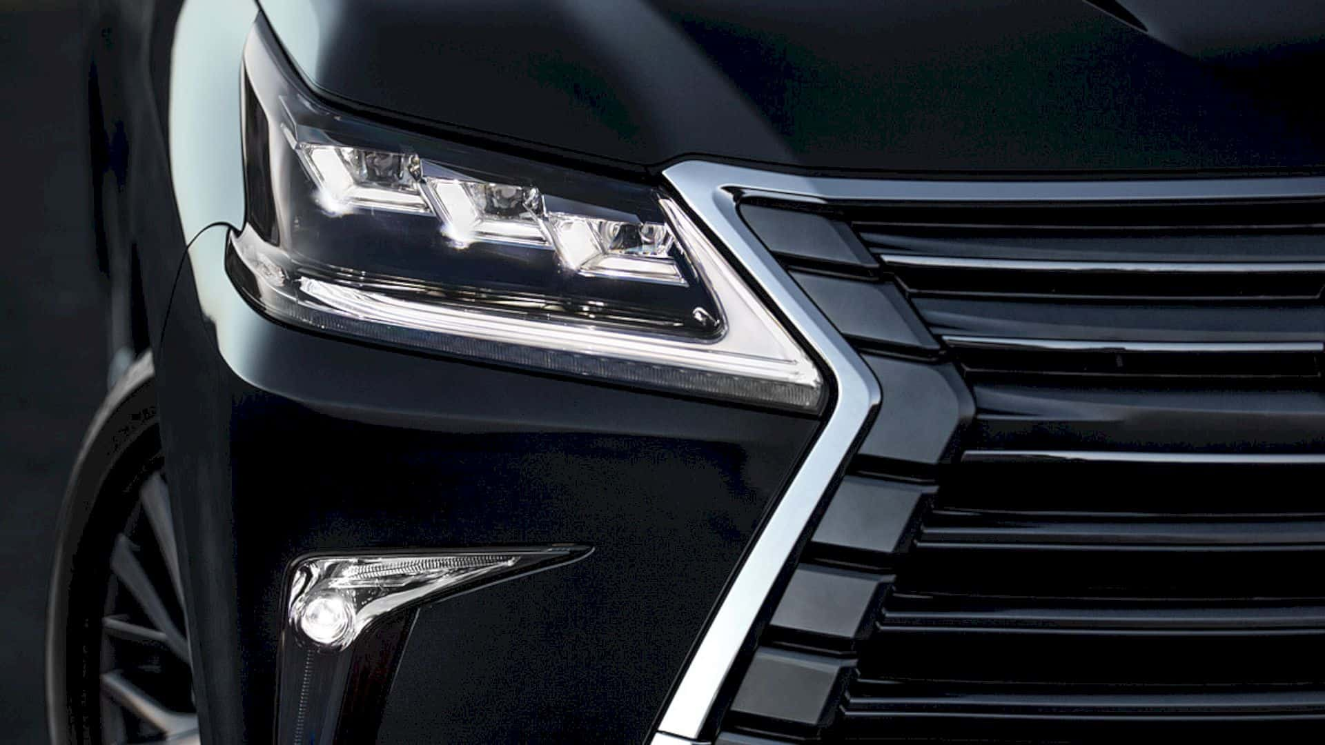 2019 Lexus Lx 570 10