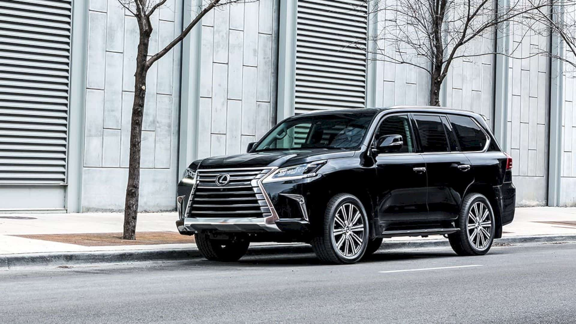 2019 Lexus LX 570: Crafted to Command | Design Listicle
