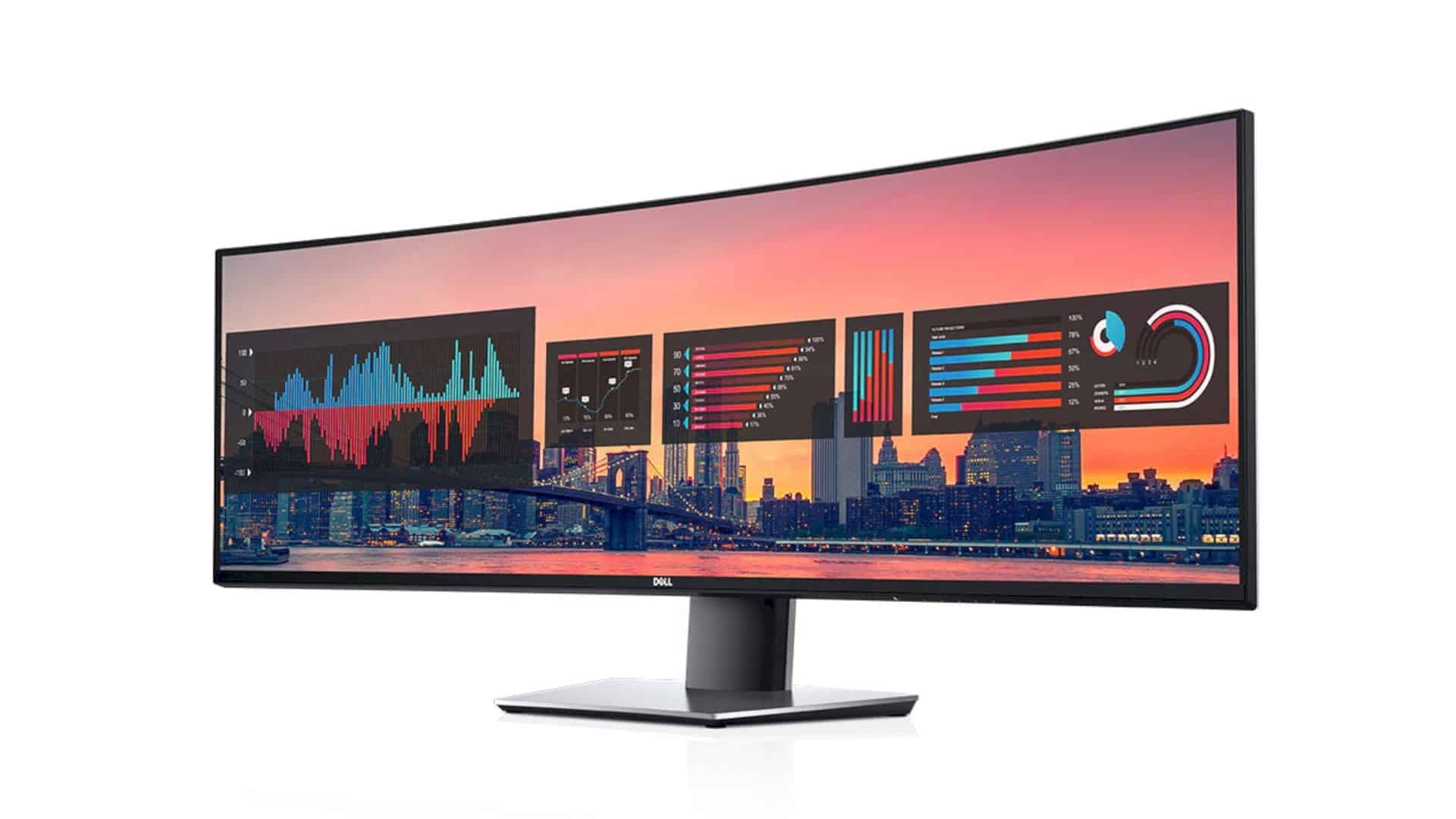 Dell Ultrasharp U4919dw 4