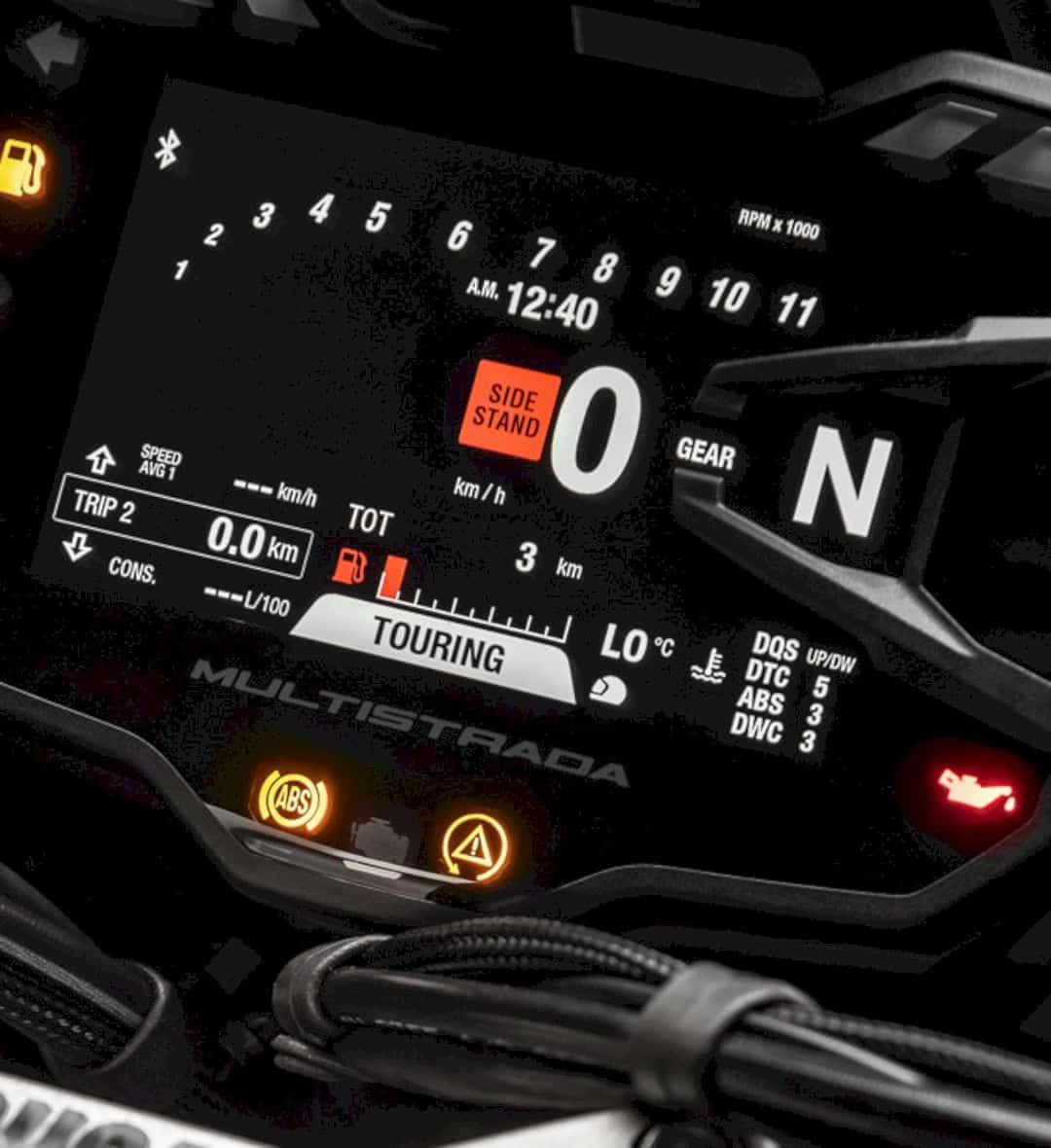 Ducati Multistrada 1260 Enduro 1