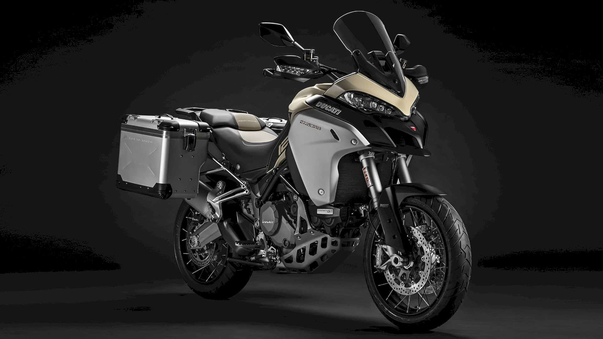 The New Ducati Multistrada 1260 Enduro: Goes Beyond the Boundaries