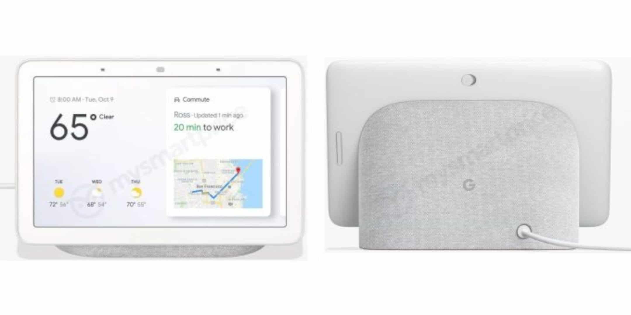 Google Home Hub 1