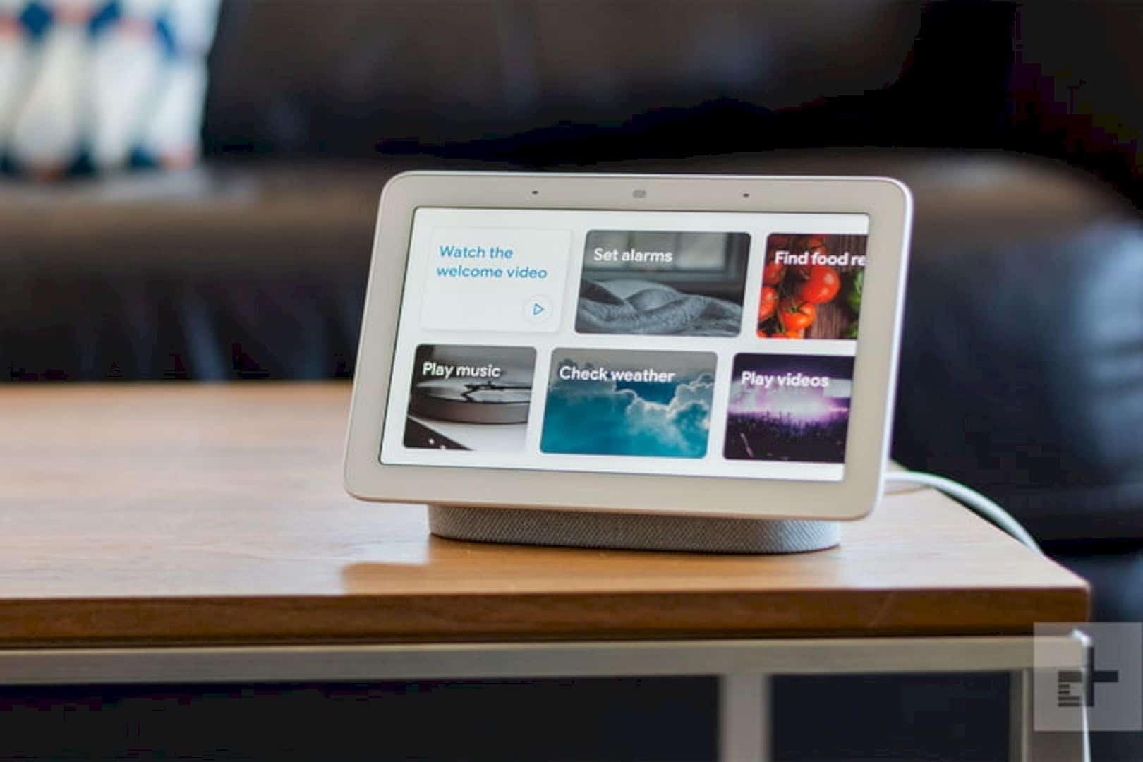 Google Home Hub 4