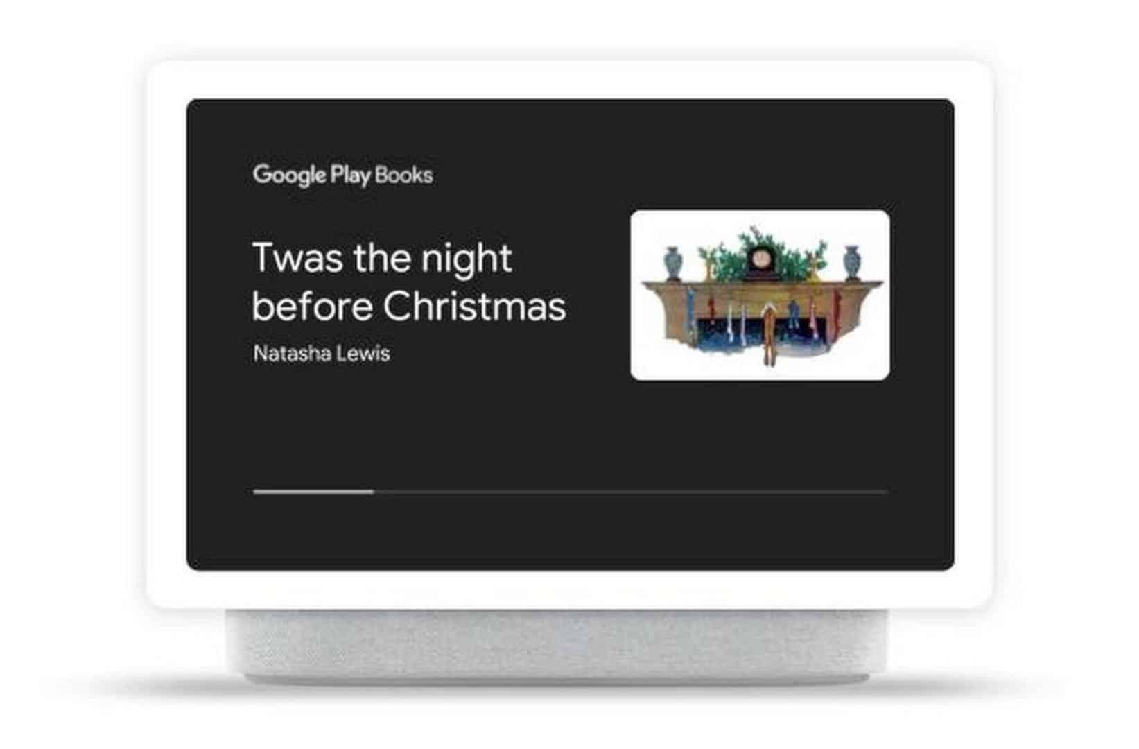 Google Home Hub 5