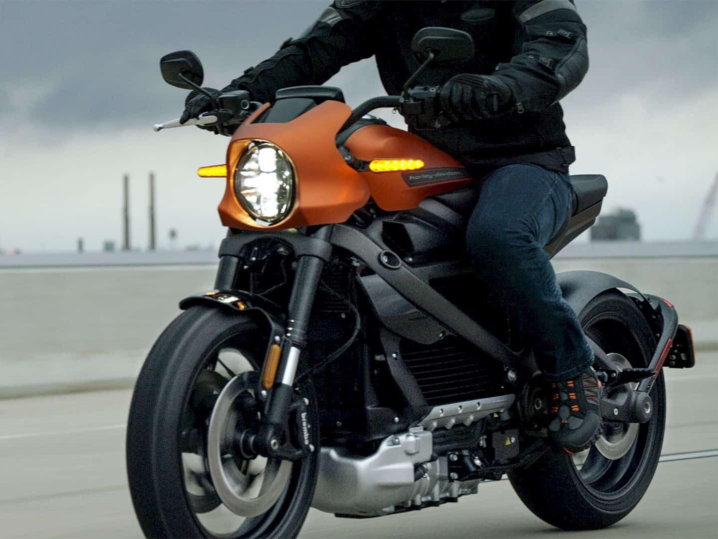 Harley Davidson Livewire 6