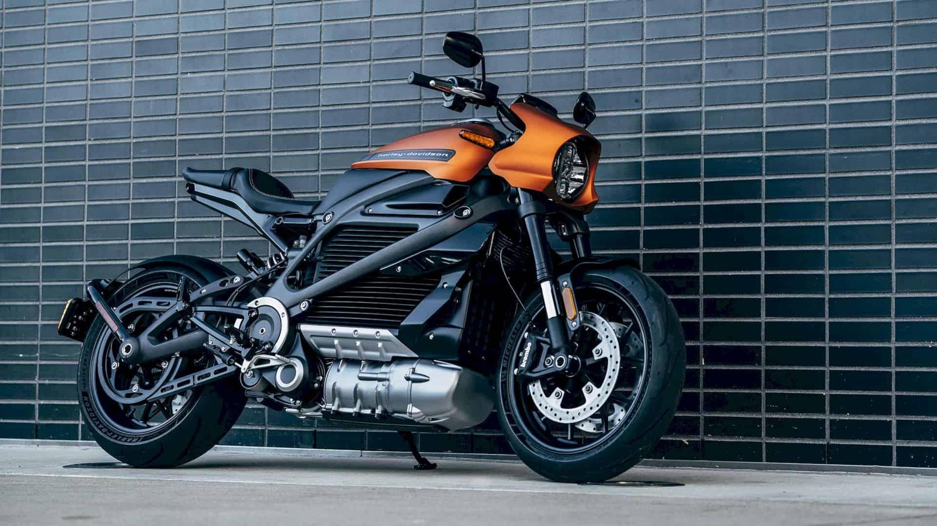 Harley Davidson Livewire 8