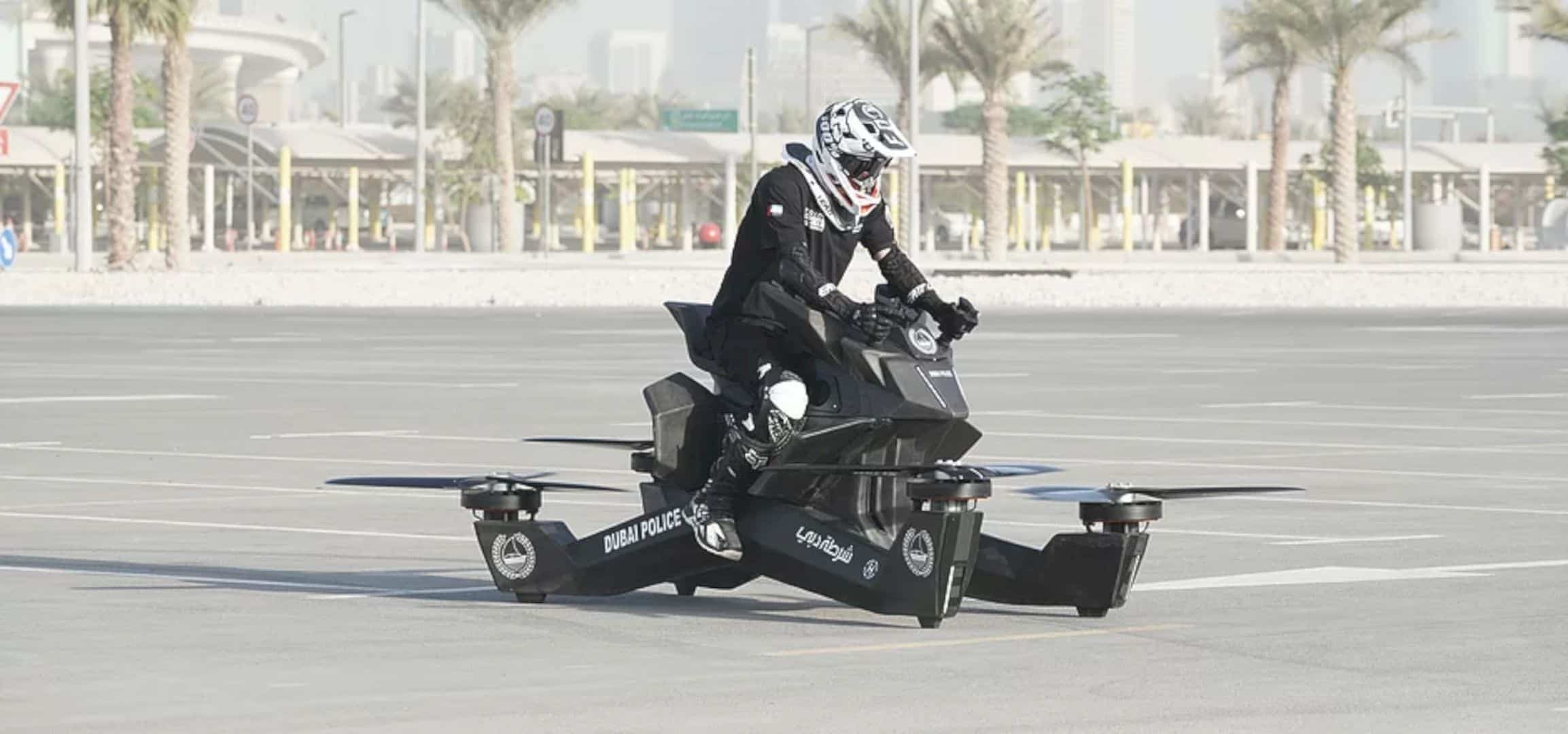 Hoverbike S3 2019 3