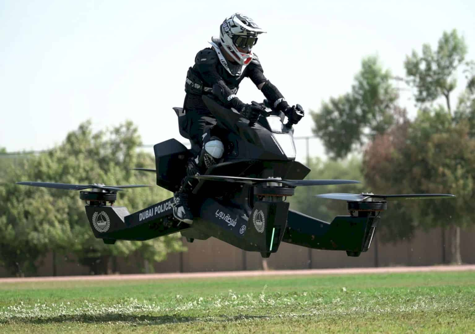 Hoverbike S3 2019 5