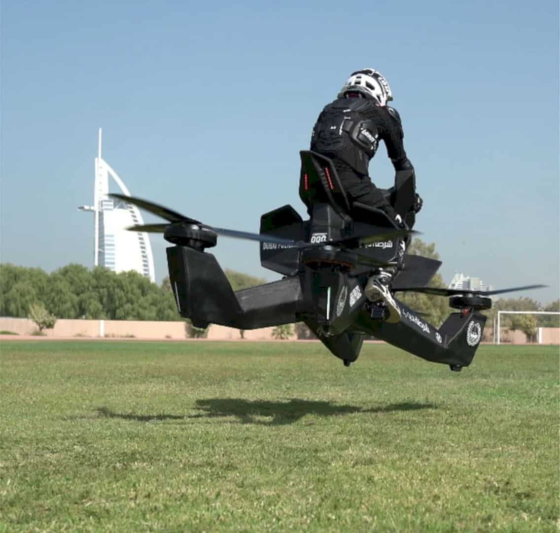 Hoverbike S3 2019 6