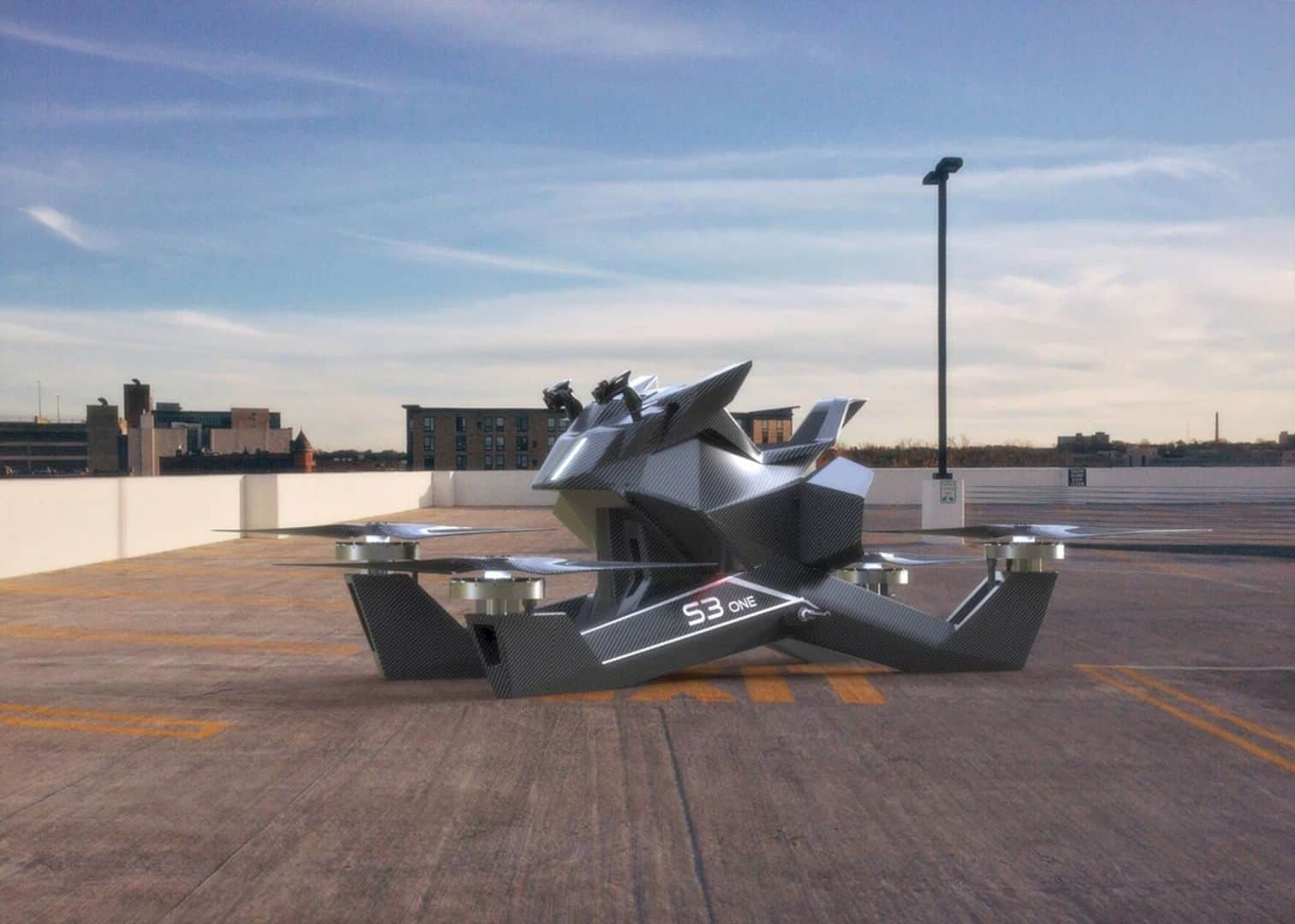 Hoverbike S3 2019 8